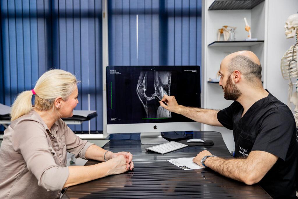 artroscopie de genunchi bucuresti